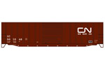 Canadian National (IC) 50' Exterior Post Welded Steel Box Car #501046