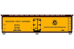 Great Northern (WFEX) 40' Wood Reefer #63425