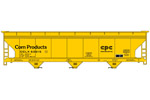 Corn Products (CCLX) ACF 3-Bay Covered Hopper #60015