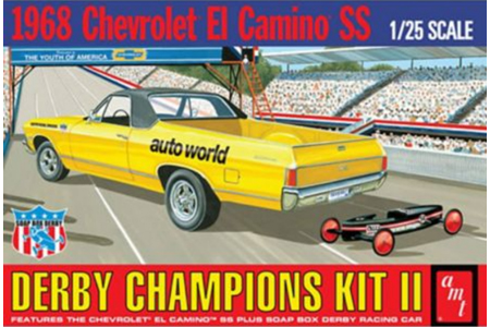 """1968 Chevy El Camino SS """"Derby Champions Kit II"""""""