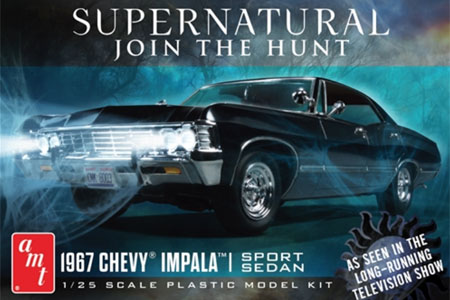 "1967 Chevy Impala ""Supernatural"""