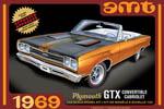 1969 Plymouth GTX Convertible Cabriolet