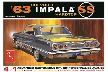 1963 Chevy Impala SS Hardtop