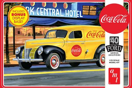 "1940 Ford Sedan Delivery ""Coca Cola"""