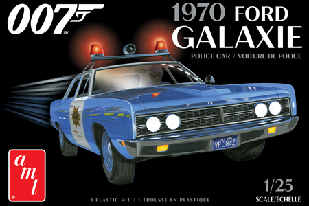 "1970 Ford Galaxie ""James Bond"""