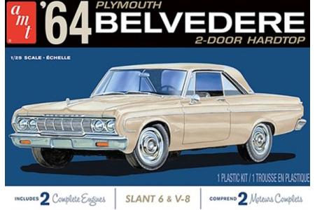 1964 Plymouth Belvedere 2-Door Hardtop
