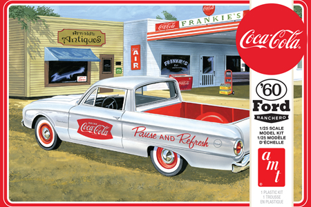 "1960 Ford Ranchero ""Coca Cola"""