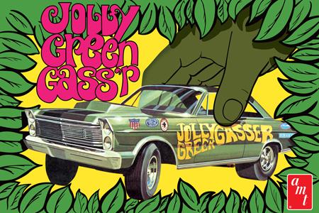 "1965 Ford Galaxie ""Jolly Green Gasser"""