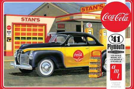 "1941 Plymouth Coupe ""Coca Cola"""