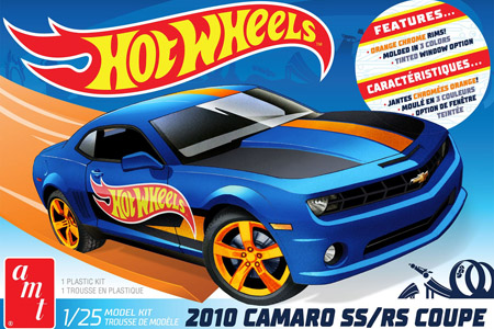 """2010 Chevy Camaro SS/RS Coupe """"Hot Wheels"""""""