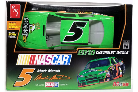 "2010 Chevy Impala #5 ""Mark Martin"" (Snap)"