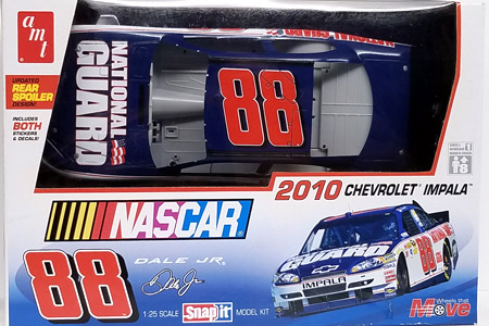 "2010 Chevy Impala #88 ""Dale Earnhardt Jr."" (Snap)"