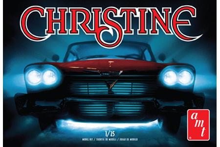 "1958 Plymouth Fury ""Christine"""