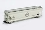 Chicago & Eastern Illinois ACF 4600 3-Bay Centerflow Hopper #718533