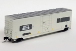 Iowa Northern (IANR) 50' Hi-Cube Smooth Side Box Car #1021