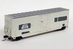 Iowa Northern (IANR) 50' Hi-Cube Smooth Side Box Car #1040
