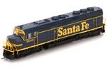 Santa Fe F45 #5934 (DC Version)