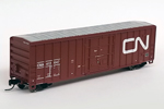 Canadian National 50' FMC Superior Plug Door Box Car #412647