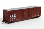 Kansas City Southern 50' FMC Superior Plug Door Box Car #172042