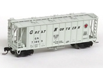 Great Northern 40' 2600 Airslide Covered Hopper #71869