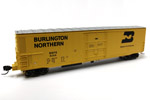 Burlington Northern (BNFE) 57' Mech Reefer #9269