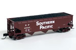 Southern Pacific 40' 3-Bay Offset Hopper #440347