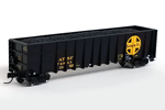 Santa Fe 50' Thrall High Side Coal Gondola #74943