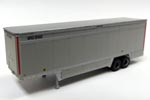 40' Drop Sill Parcel Trailer - UPS #87402