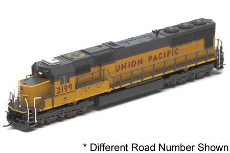 Union Pacific SD70 #2219 (DC Version)