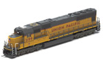 Union Pacific SD70 #2219 (DC Version)
