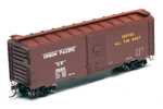 Union Pacific 40' Youngstown Door Box Car #196801
