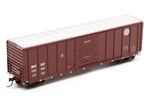 BNSF 50' PS 5277 Single Door Box Car #723381