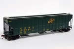 Chicago & North Western FMC 4700 3-Bay Covered Hopper #178777