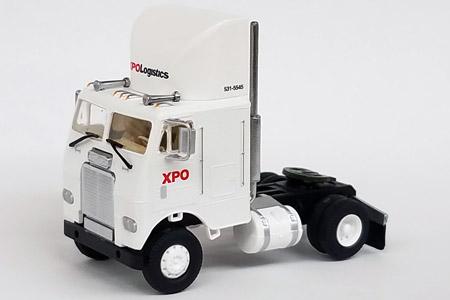 Freightliner Single-Axle Semi Tractor - XPO Logistics
