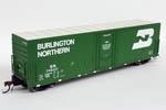 Burlington Northern 50' PCF Box Car #749237