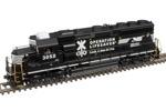 Norfolk Southern GP40-2 #3052 (DC Version)