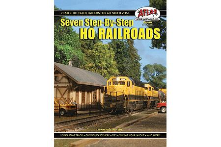 Seven Step-by-Step HO Railroads