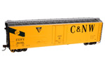 Chicago & North Western 50' GARX Insulated Box Car #50724