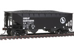 Great Northern 2-Bay Offset Hopper #73571