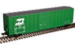 "Burlington Northern 50' 6"" Box Car #249042"