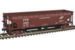 Chicago & North Western Hart Ballast Hopper #13562