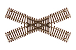 C55 Snap Track - 45° Crossing