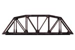 "C80 10"" Through Truss Bridge Kit (Black)"