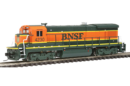 BNSF B23-7 #4230 (DC Version)