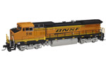 BNSF Dash 8-40BW #516 (DC Version)