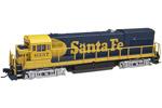 Santa Fe U23B #6337 (DC Version)
