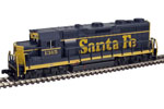 Santa Fe GP35 #1315 (DC Version)