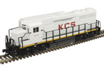 Kansas City Southern GP30 #4112 (DC Version)