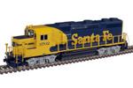 Santa Fe GP39-2 #3702 (DC Version)