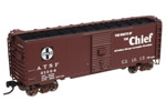 "Santa Fe ""Chief"" 40' PS-1 Box Car #31304"